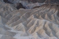 Sunrise,Eroded Badlands,Zabriskie Point,Amargosa Range,Death Valley National Park,California,United States of America,Winter