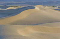 Mesquite Sand Dunes, Sunrise, Stovepipe Wells, Death Valley National Park, California, USA