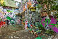 street art, basketball hoop, Heart Park, Graffiti Park, Reykjavik, Iceland, Summer