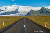 Route 1, Ring Road, South Iceland, summer