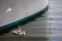 Cruise Ship Painting