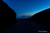 Long Beach, Pacific Rim National Park Reserve, Tofino, Vancouver Island, British Columbia, Canada, Summer, Sunset, Pacific Ocean