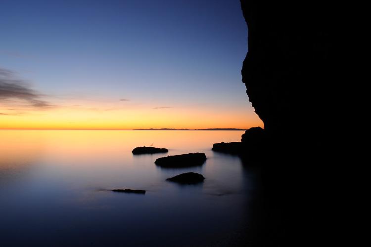 Sunrise,Baja,Gulf Of California,Mexico,Sea Kayaking, photo