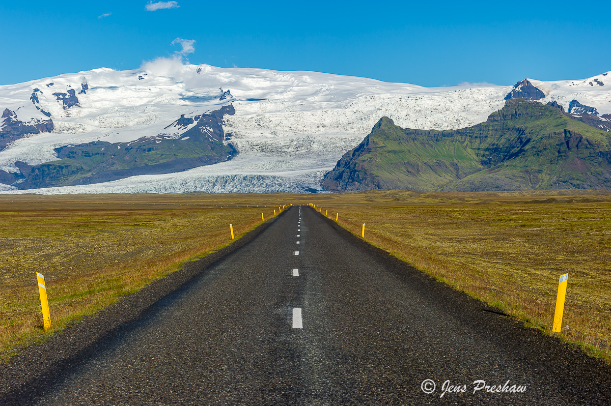 Route 1, Ring Road, South Iceland, summer, photo