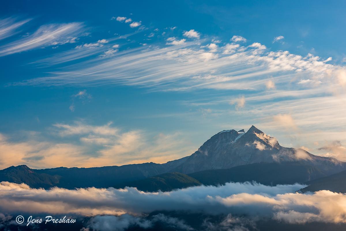 Mount Garibaldi, Attwell Peak, Garibaldi Provincial Park, British Columbia, Canada, summer, photo