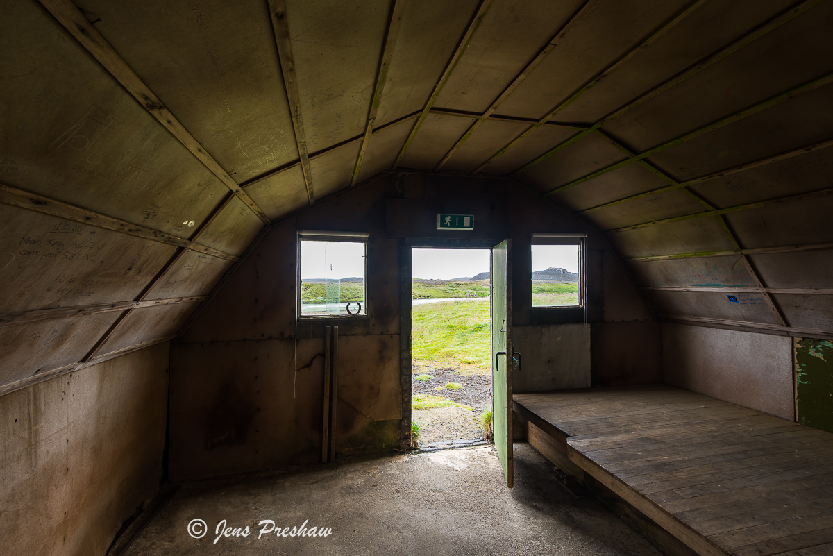 Farmers Shed, River, Horseshoe, Gullfoss, Geysir, Southwest Iceland, Summer, photo